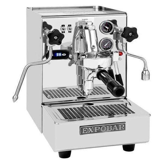 I want r/coffee's opinion on the Expobar Office Lever Plus ...