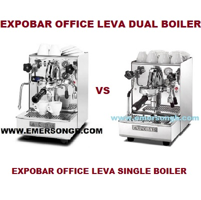 Expobar Office Leva DB VS Expobar Office Leva SB Ex